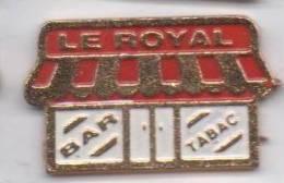 Tabac Le Royal , Bar - Badges