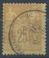 Lot N°21702   N°92, Oblit Cachet à Date - 1876-1898 Sage (Type II)