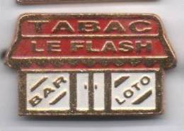 Tabac Le Flash , Loto Bar - Badges