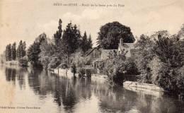 10.aube.Mery Sur Seine.bords De Seine - Otros Municipios