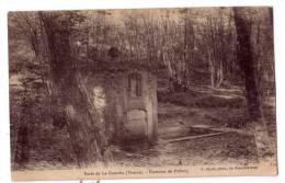 Forêt De La GUERCHE  -  Fontaine De Prélong - Unclassified