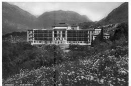 TRENTO. Il Sanatorio. Vg. C/fr. Per UDINE 1946. - Trento