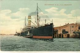 Rotterdam - Boot - H.A.L.S.S. Noordam - Rotterdam