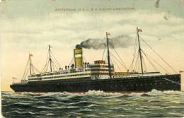 Rotterdam - Boot - H.A.L.S.S. Nieuw-Amsterdam - Rotterdam