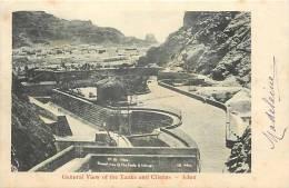 Yemen - Ref A620 - Aden  -carte Bon Etat - - Yemen