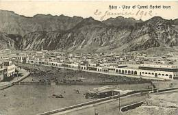 Yemen - Ref A615 - Aden  -carte Bon Etat - - Yemen