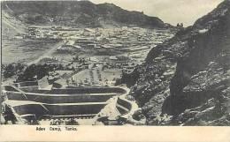 Yemen - Ref A611 - Aden  -carte Bon Etat - - Yémen