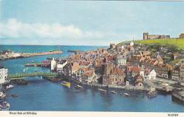 WHITBY - RIVER ESK - Whitby