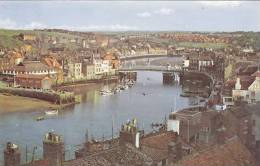 WHITBY - THE HARBOUR - Whitby