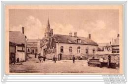 CPA     DORFPLATZ  In  RAMECOURT  ( Aisne) - Non Classés