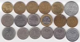 @Y@   Lot  WERELDMUNTEN    (  W 33 ) See Scan - Autres Monnaies