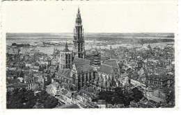 ANVERS - Panorama : Cathédrale Et Coude D´Austruweel. - Antwerpen