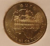 1 Euro Temporaire Precurseur De BLERE  1997, RRRR, Gute Erhaltung, BR, Nr. 125 - Euro Der Städte