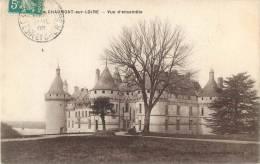 CHAUMONT Sur LOIRE  - 20 - Le Château  - LOIR  Et CHER  -  R3230113 - France