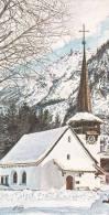 Nouvel An - Eglise Dans La Neige - Neujahr