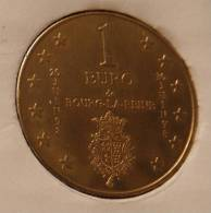 1 Euro Temporaire Precurseur De BOURG LA REINE  1998, RRRR, Gute Erhaltung, BR, Nr. 140, Only 5000 Ex. - Euro Der Städte