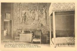 CHAUMONT Sur LOIRE Le Château - Chambre De Ruggiéri Astrologue  - Simon éd - LOIR  Et CHER - ASTROLOGIE -  R2820113 - Other Municipalities