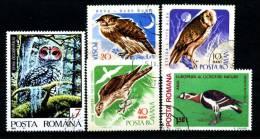 ROMANIA - Uccelli - Birds - Miscellanea - Timbrati - Stamped. - Oiseaux