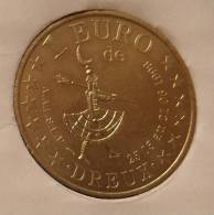 1 Euro Temporaire Precurseur De DREUX  1998, RRRR, Gute Erhaltung, BR, Nr. 278, Only 15000 Ex. - Euro Der Städte