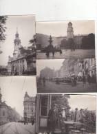 Prague, Lot De  14  Photographies ( Avant 1939 ? ) ( Port Offert, Free Postage ) - Czech Republic