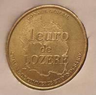 1 Euro Temporaire Precurseur De LOZERE  1998, RRRR, BR, Nr. 399 - Euro Der Städte