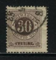 Sweden Scott # 35a USED  Value $ 3.00 - Oblitérés