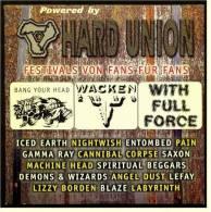 """Musik CD """"Festivals Von Fans Für Fans"""" Von Hard Union 2000 -  Von 1997 - Hard Rock & Metal"""