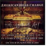Musik CD  American Head Charge - Album : The War Of Art -  Von 2001 - Hard Rock & Metal