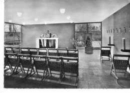 Wasserburg Rindern Bei Kleve Kath. Landevolkshochschule Innen Sw 20.7.1962 - Kleve