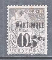 Martinique 12  (o) - Martinique (1886-1947)