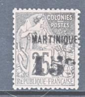 Martinique 19  (o) - Martinique (1886-1947)
