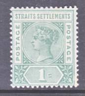 Straits Settements  83  * - Straits Settlements