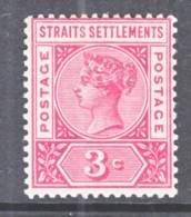 Straits Settements  84  * - Straits Settlements