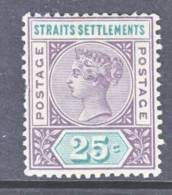 Straits Settements  86  * - Straits Settlements