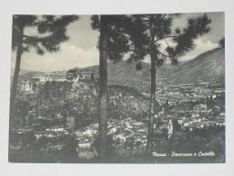 MASSA CARRARA - Massa - Panorama E Castello - Massa