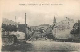 52 FRESNES SUR APANCE GRANDE RUE ENTREE DE LA PRAIRIE - Autres Communes
