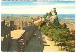 Repubblica Di S. Marino, Panorama, Unused Postcard [13410] - San Marino