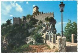 Repubblica Di S. Marino, La Prima Torre, First Tower, Unused Postcard [13413] - San Marino