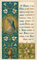 """IMAGE PIEUSE Morel  : """" Ô Marie Ô Ma Mère Je Suis Votre Enfant Je Veux Vous Aimer  .... """" - Devotion Images"""