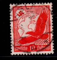 Germany 1934 10pf Swastika, Sun, Globe And Eagle Issue #C47 - Germania