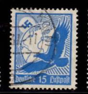 Germany 1934 15pf Swastika, Sun, Globe And Eagle Issue #C48 - Germania