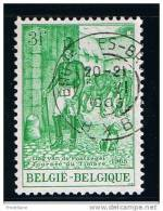 PAARD/CHEVAL - COB : 1328 - 1965 O - Belgium