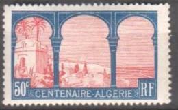 µ12 -  CENTENAIRE ALGERIE  N° 263 - NEUF Avec Charnière Propre - Petit Prix - France