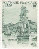 Polynésie Française Aérienne 1985 --Yvert   PA   189  -- Neuf **  Cote 5,40 € - Italia 85 Exposition Philatélique . - Airmail