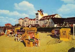 00998 CUXHAVEN - Am Strand Von Duhnen - Cuxhaven