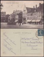 FRANCE SAINT - AVOLD PLACE DE LA VICTORIE OLD POSTCARD - D0010 - Saint-Avold