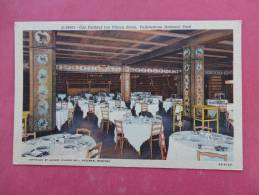 - Montana > Bozeman Old Faithful Inn Dining Room Yellstone National Park Linen  ==   Ref 813 - Bozeman