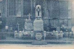 ZEGGERS-CAPPEL        Le Monument        Scan 2790 - Unclassified