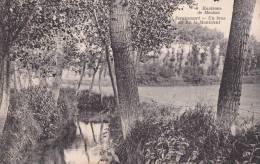 CPA 95 SERAINCOURT,  Un BRAS Du Rû. La Montcient.(1905) - Seraincourt