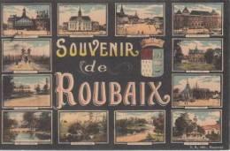Roubaix        Souvenir De Roubaix            Scan 2796 - Roubaix